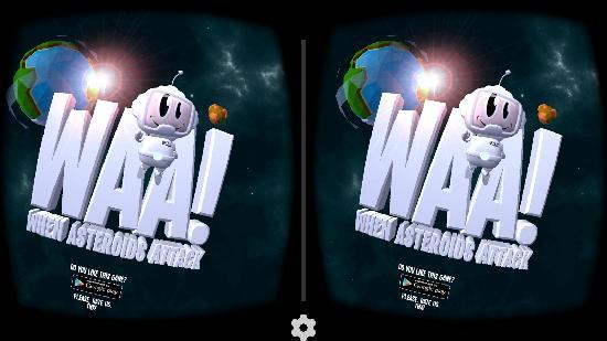 哇!当心小行星VR图1