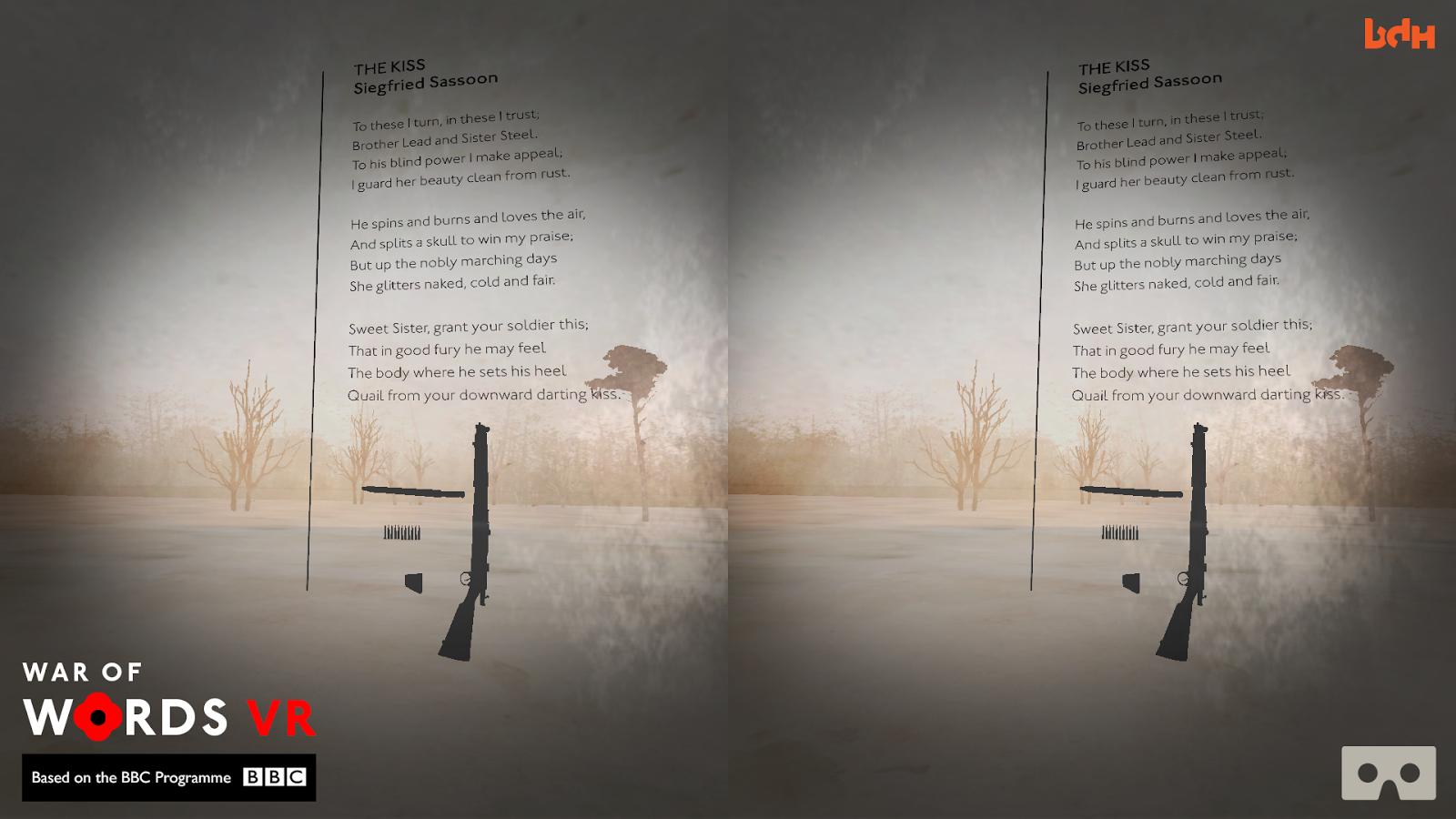 世界大战VR图3