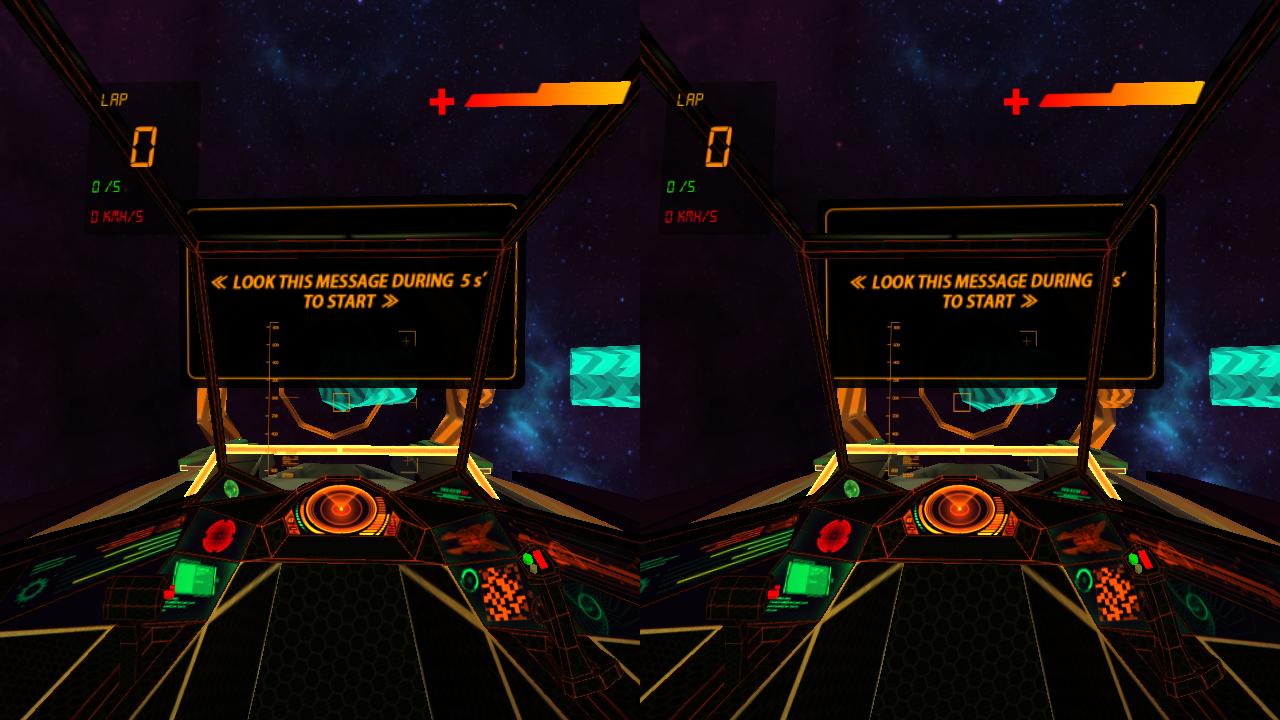 宇宙飞船VR图2