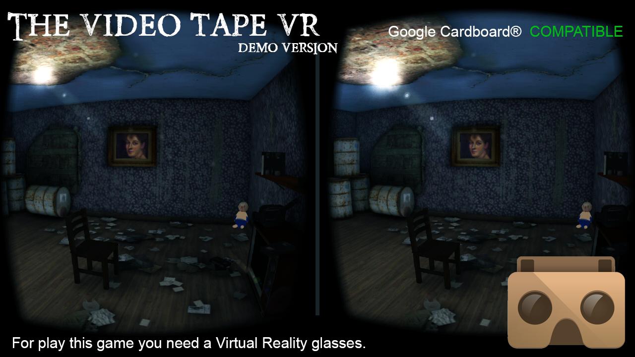 录像带VR图1