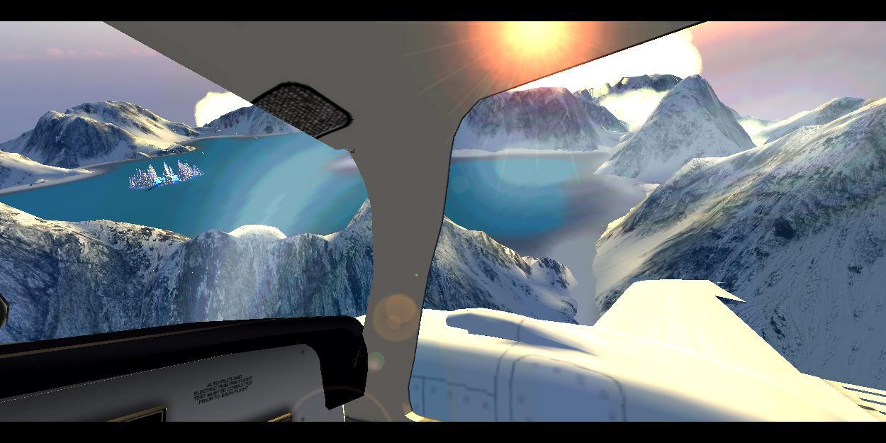 模拟飞行VR图1