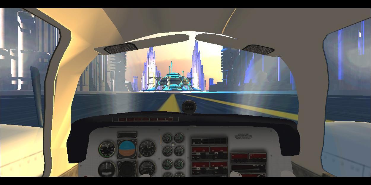 模拟飞行VR图2