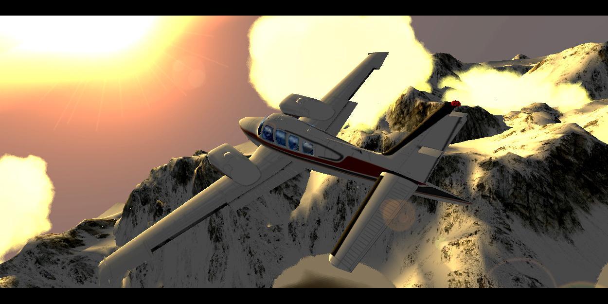 模拟飞行VR图4