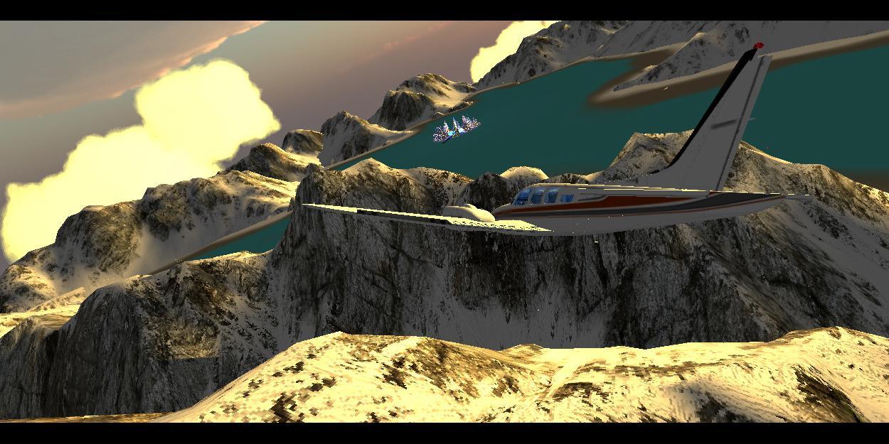 模拟飞行VR图5