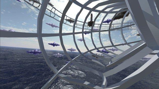 鲸鱼的飞行梦想VR完整版图10