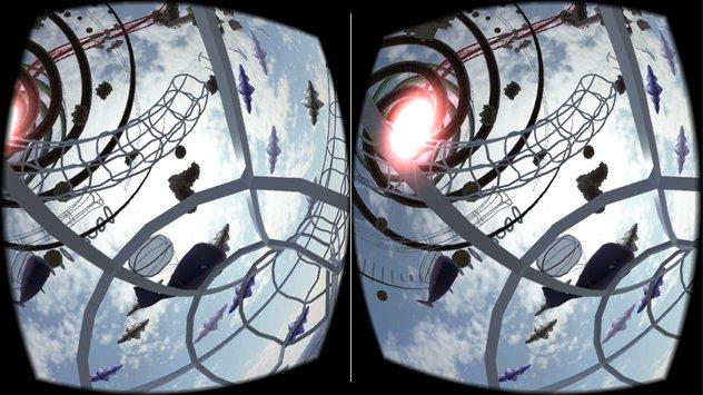 鲸鱼的飞行梦想VR完整版图11