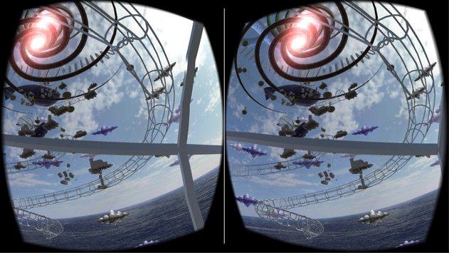鲸鱼的飞行梦想VR完整版图12