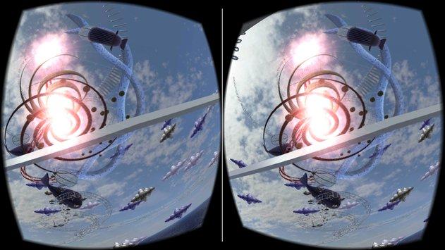 鲸鱼的飞行梦想VR完整版图13