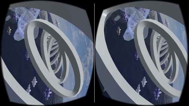 鲸鱼的飞行梦想VR完整版图14