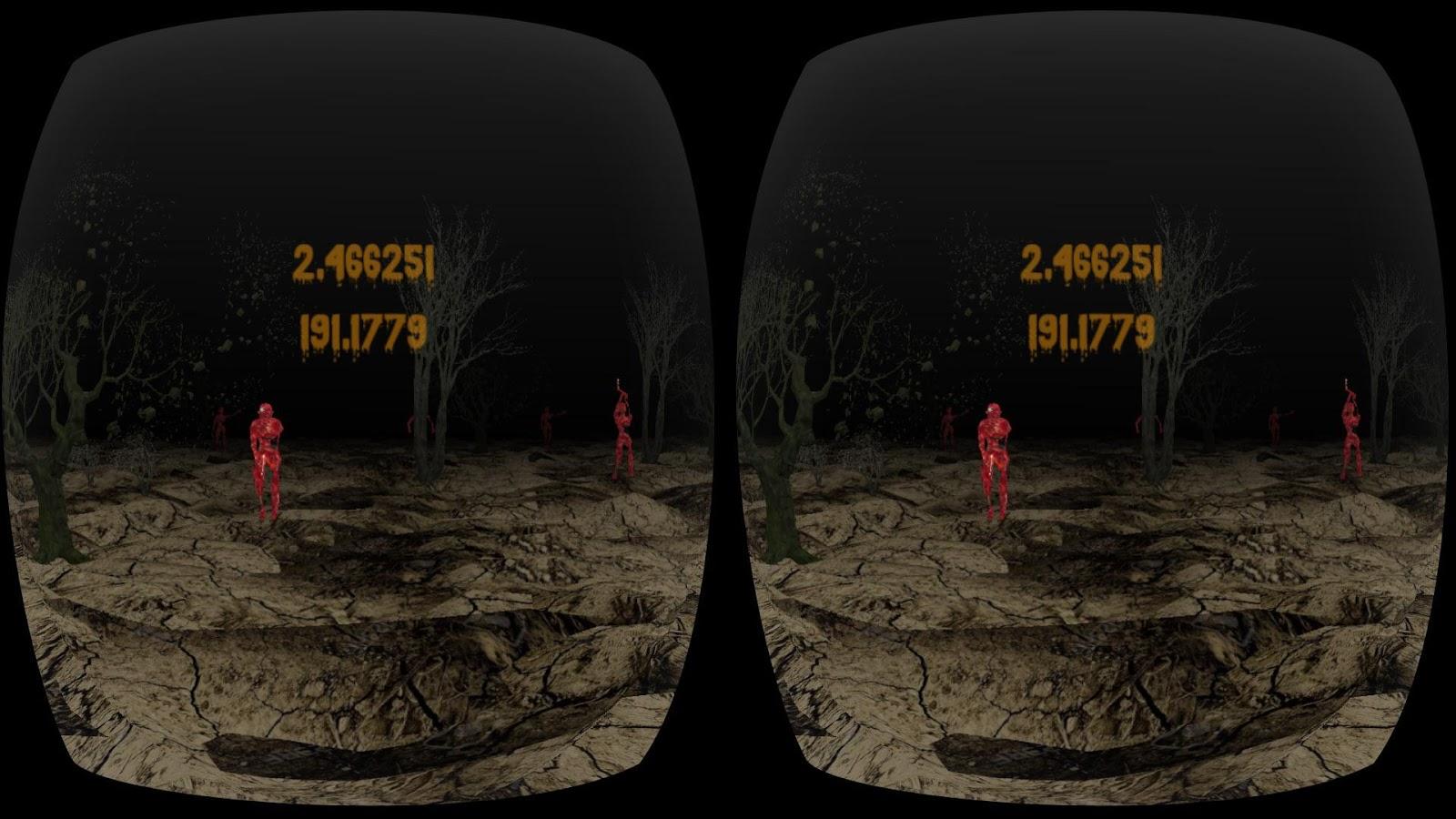 僵尸跑酷VR图2