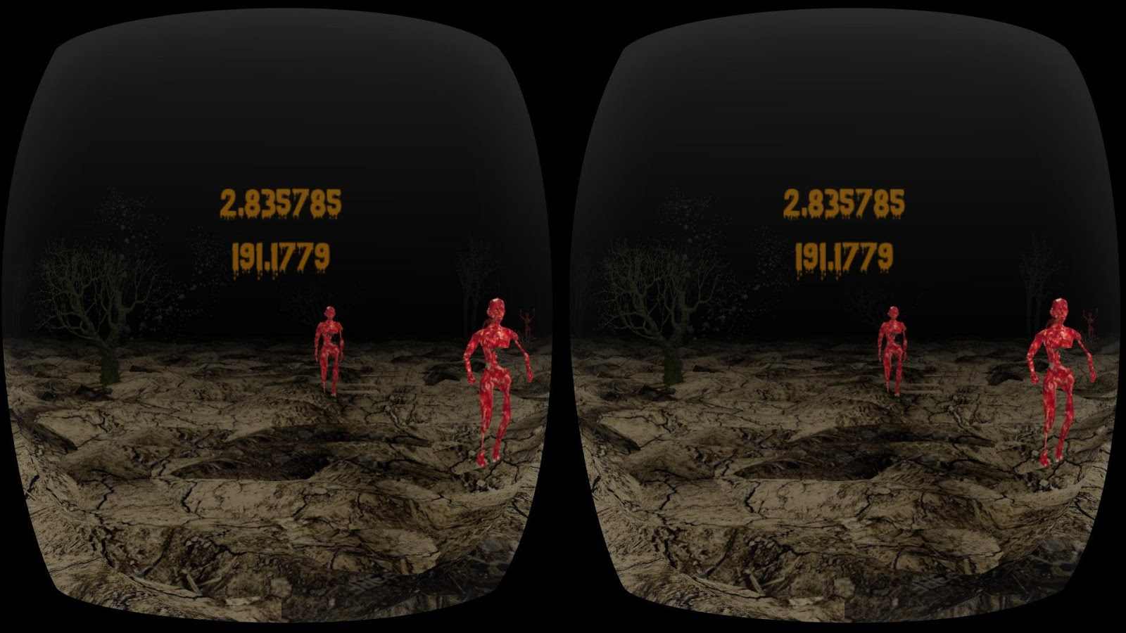 僵尸跑酷VR图3