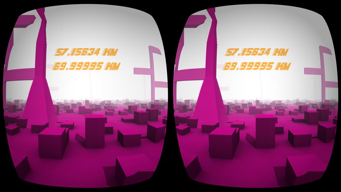 方块狂奔VR图2