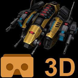 3DVR空间射击游戏