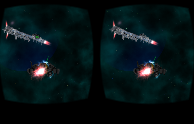 3DVR空间射击游戏图1