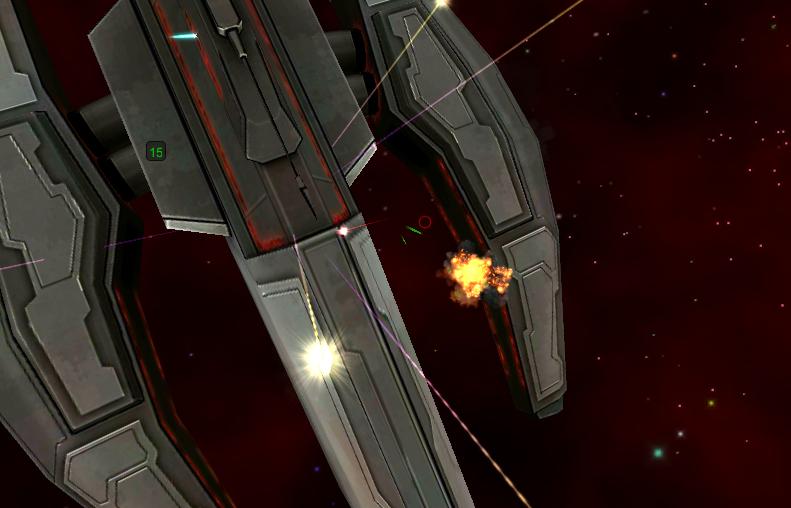 3DVR空间射击游戏图2
