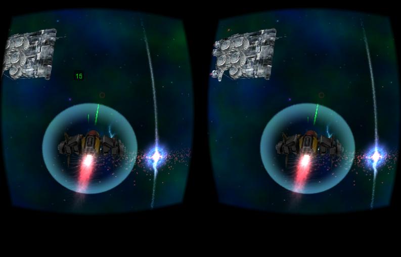 3DVR空间射击游戏图3