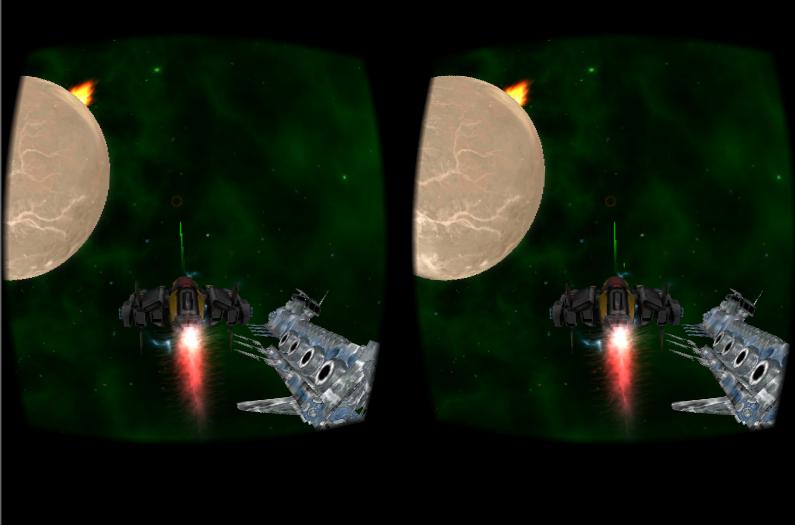 3DVR空间射击游戏图5