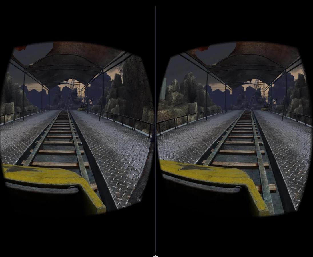 血腥过山车VR图1